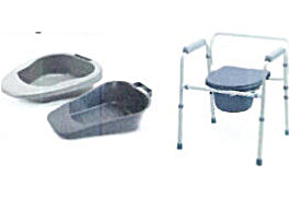 urinal and bedpans
